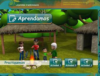 http://www.ceiploreto.es/sugerencias/ecuador/lengua/5_leyendas_tradicionales_II/index.html