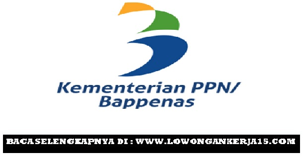 Lowongan kerja Non PNS Kementerian PPN