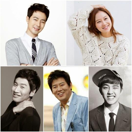 """""""Drama Korea Terbaru Tayang Juni,Juli,Agustus 2014 """""""