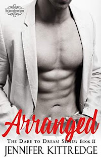 Arranged book promotion Jennifer Kittredge