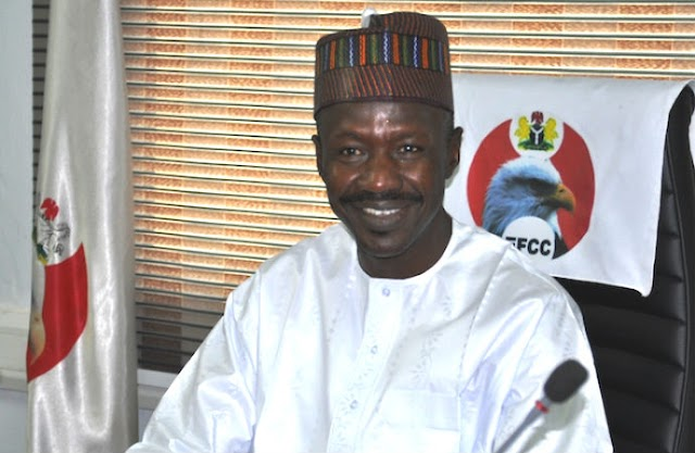 Femi Adesina says Magu not removed as EFCC chairman