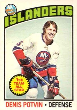 New York Islanders Legends  Denis Potvin 465ca1bfa