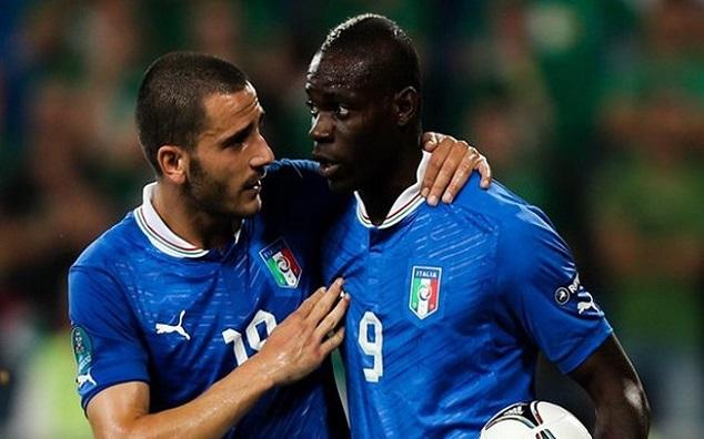 Balotelli quay trở lại đội tuyển quốc gia sau 4 năm ròng rã