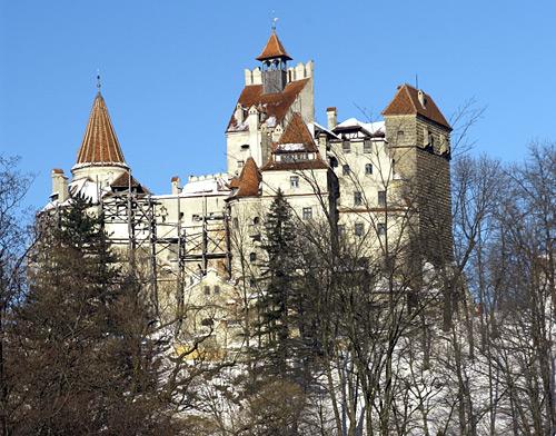 draculas castle bran transylvania - photo #18