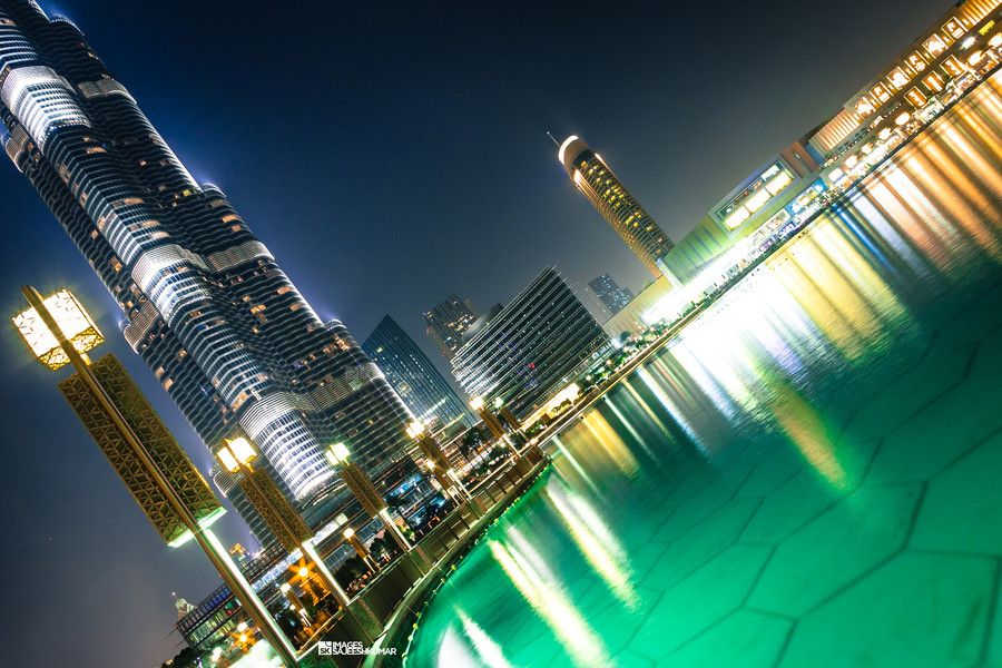 22. Downtown Burj Dubai by Sajeesh Kumar