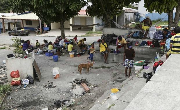 Venezuela y el elefante en su habitacion