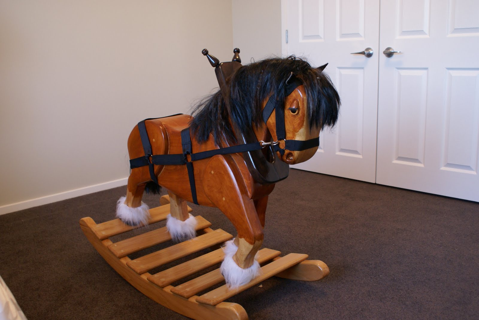 Woodwork How To Make A Rocking Horse Out Of Wood PDF Plans