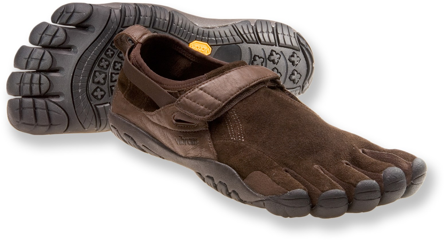 Barefoot In Arizona Shoe Review Vibram Fivefingers Kso Trek