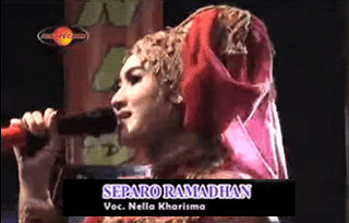 Lirik Lagu Separuh Ramadhan - Nella Kharisma