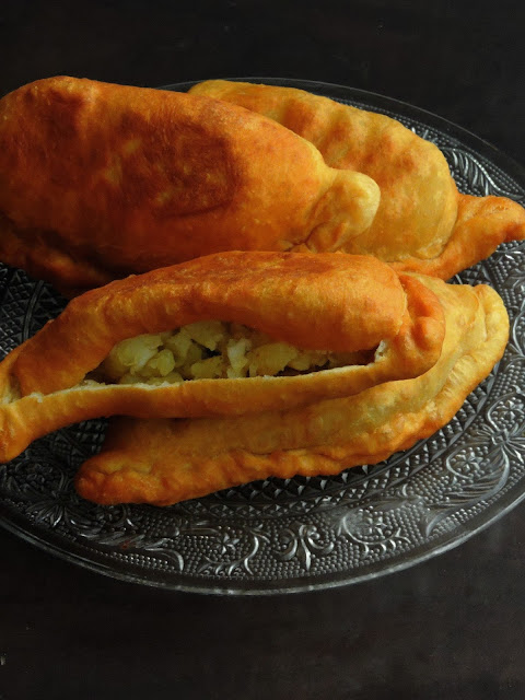 Trini Aloo pie, Potato Pie