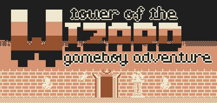 Tower of Wizard: Gameboy Adventure