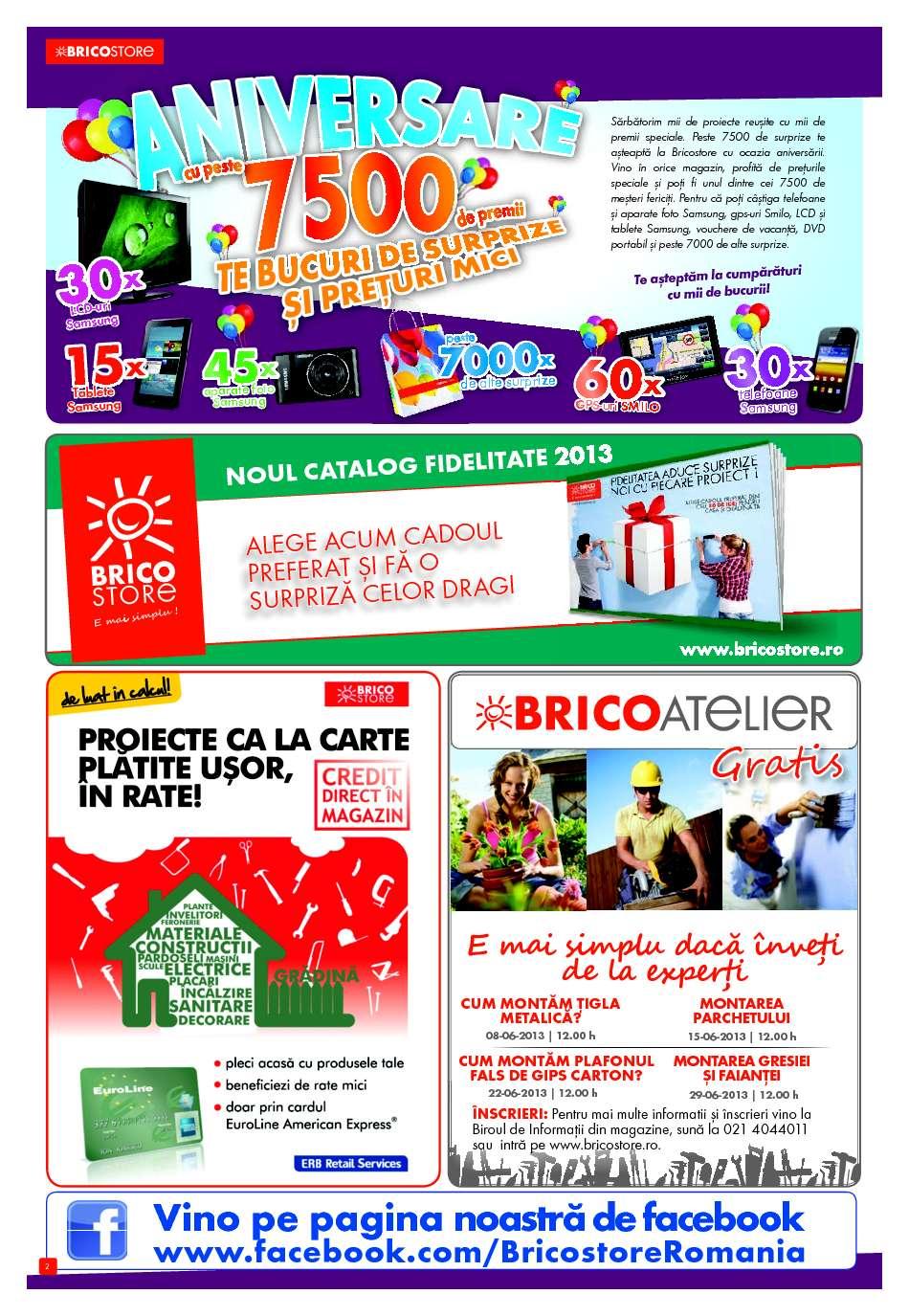 Catalog Oferte Si Promotii Catalog Bricostore Bucuresti Iunie 2013