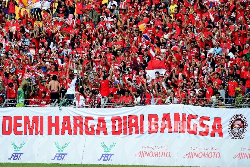 La Grande Indonesia Minta Tim nasional Carikan Rival Setara