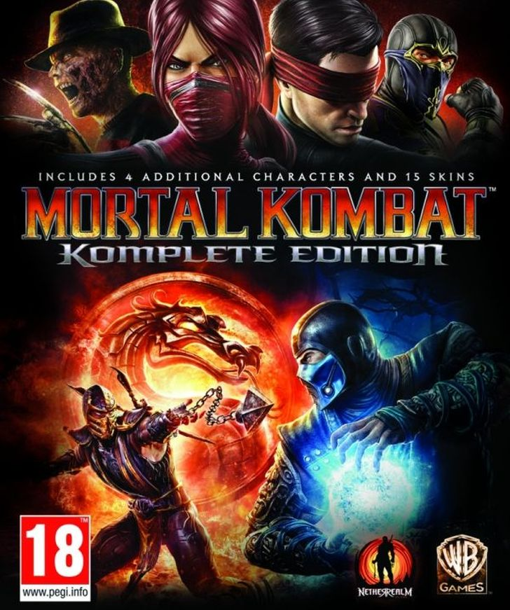 Mortal Kombat 9 Komplete Edition PC Full Español (MEGA)