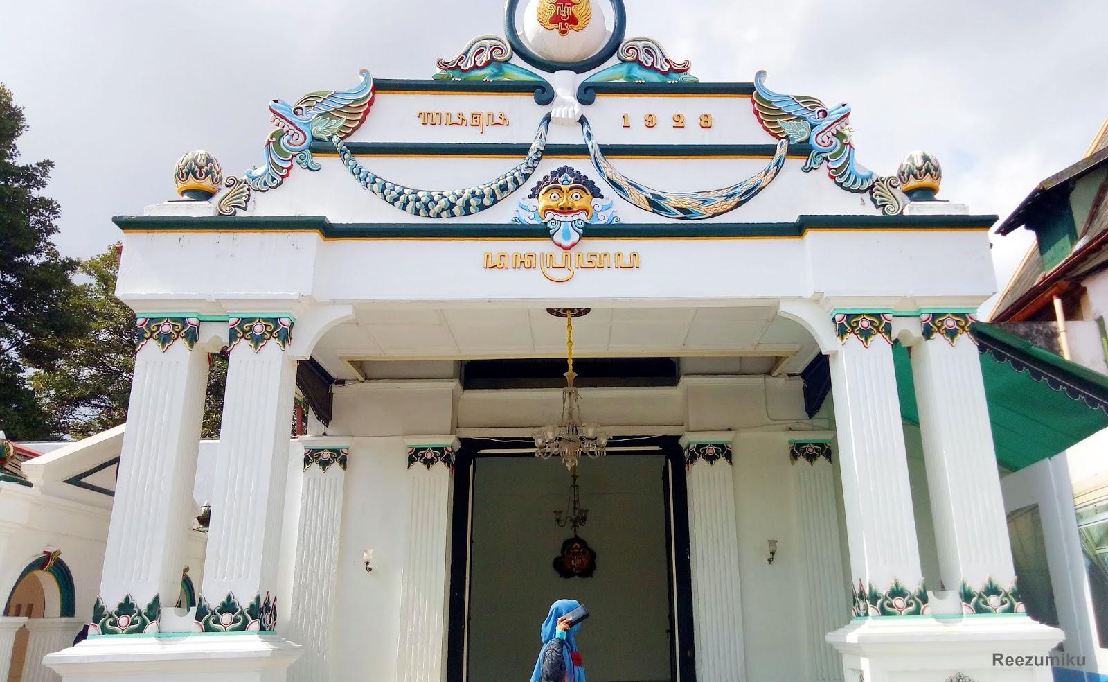 Keraton Yogyakarta Wisata Daerah Istimewa Yang Masih Digemari Wisatawan Akan Sejarahnya Reezumiku