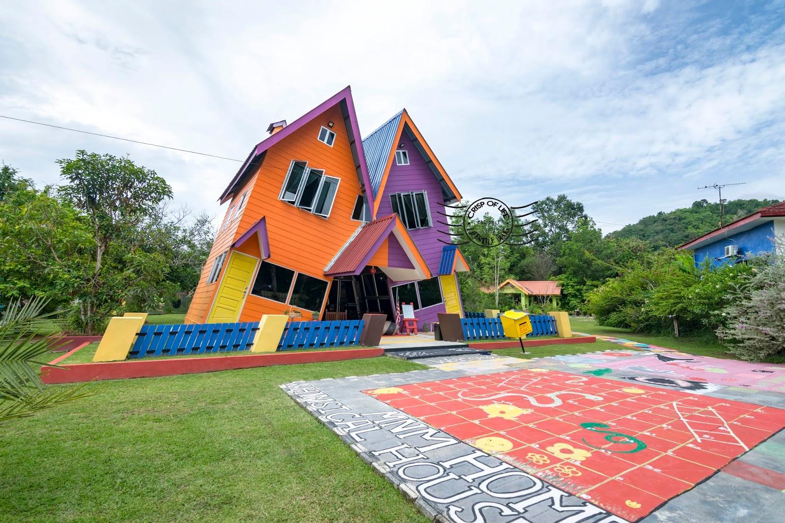 MnM Home Whimsical Houses, Rumah Senget @ Changlun, Kedah