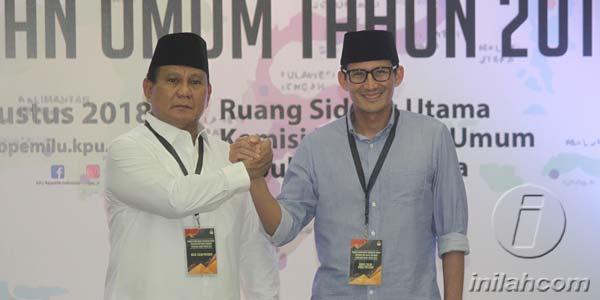 Prabowo - Sandi Dijadwalkan Bertemu Habib Rizieq di Mekkah