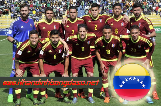 Kèo bóng đá Venezuela vs Colombia www.nhandinhbongdaso.net