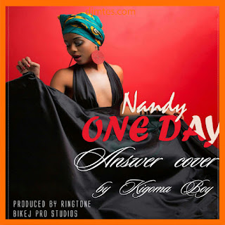 Kigoma Boy - One Day (Answer Cover).