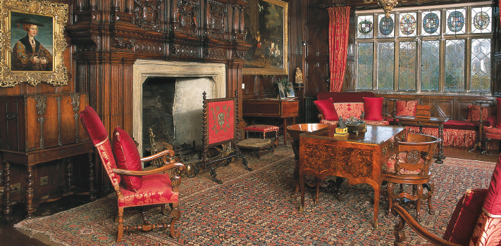 Period Pieces And Portraiture Levens Hall