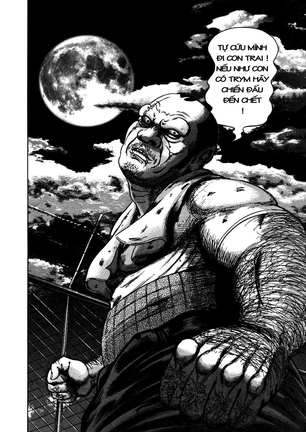 Oyaji chap 7 trang 4
