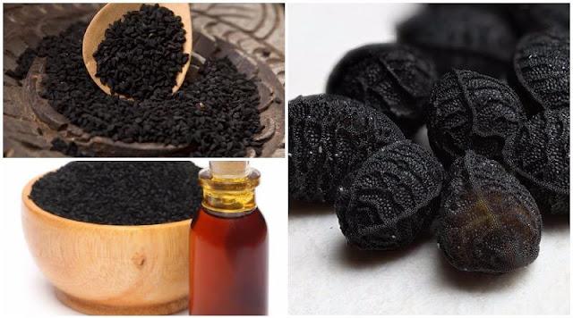 Картинки по запросу graines de cumin noir