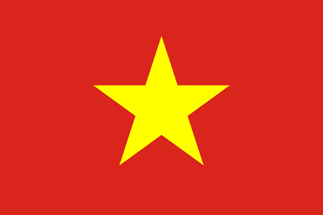 Bendera negara Vietnam