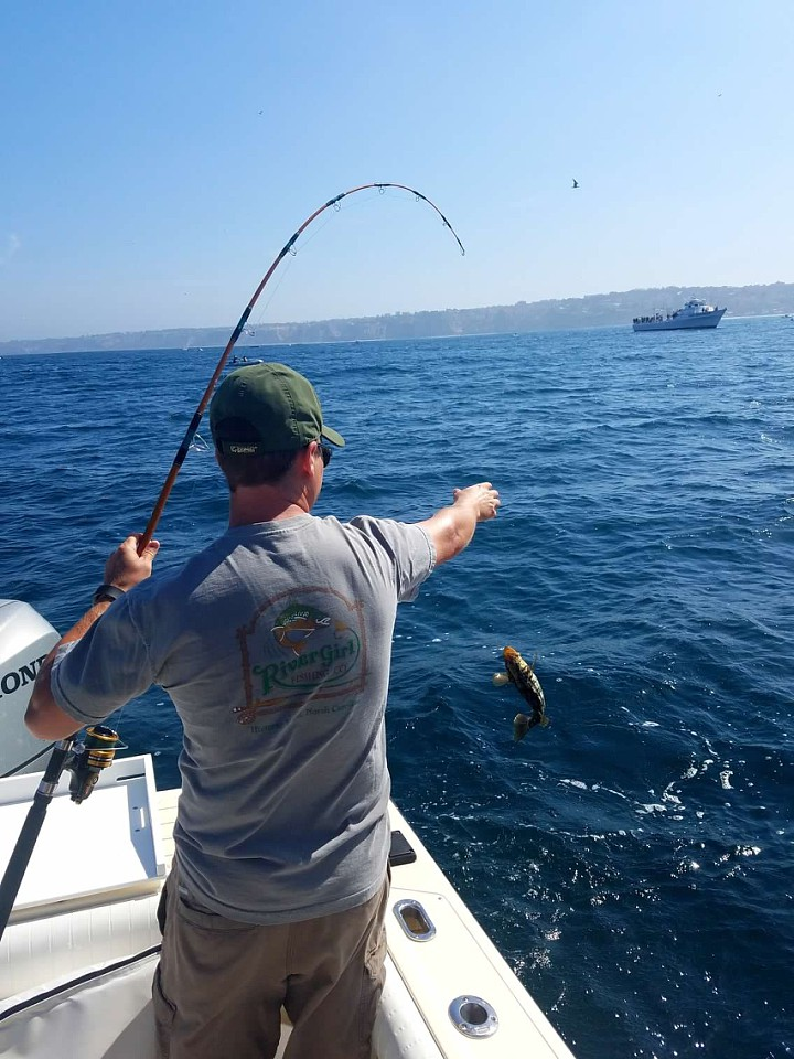 Feather chucker fishing in san diego for Fishing in san diego