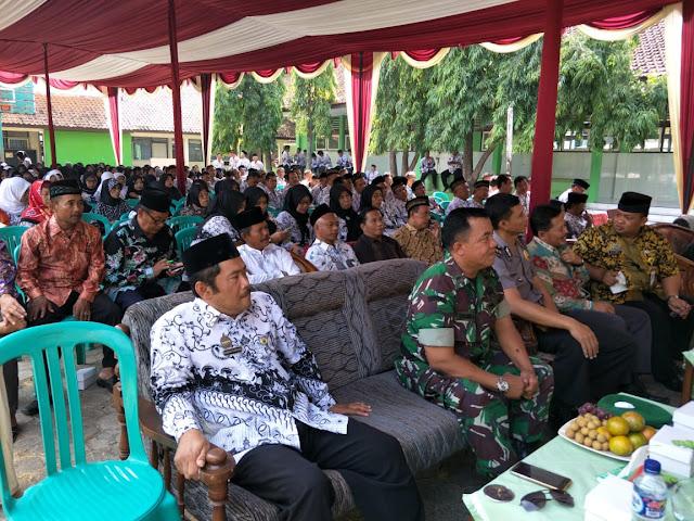 PGRI Cabang Tersono Batang Menggelar Acara Silaturahmi