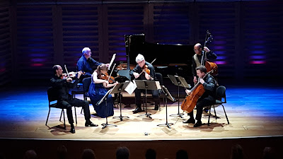 Leon Bosch & I Musicanti at Kings Place, 1 May 2016
