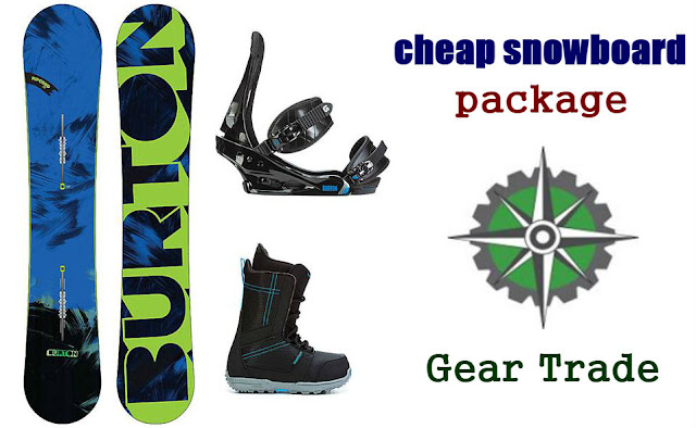 Choosing Cheap Snowboard Packages for skiing in a Budget Friendly Way