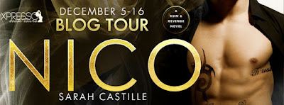 {Blog Tour} Review: Nico by Sarah Castille + Giveaway (INT)