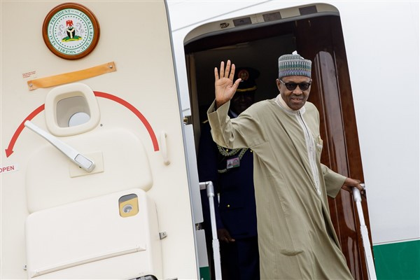 President Buhari departs Abuja for Rabat, the Kingdom of Morocco on a two-day working visit.