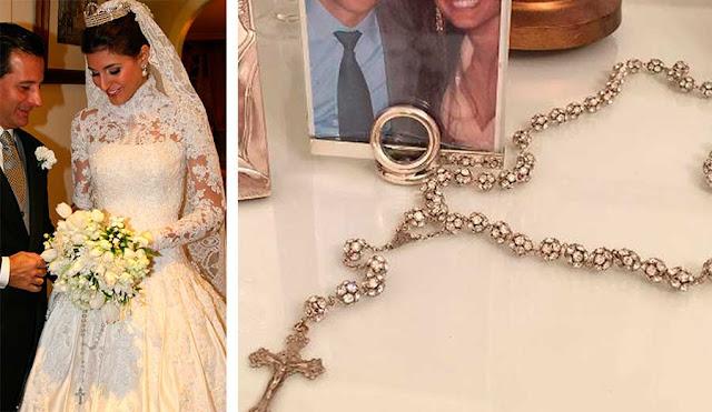 Terço para noivas, Maria blogueira