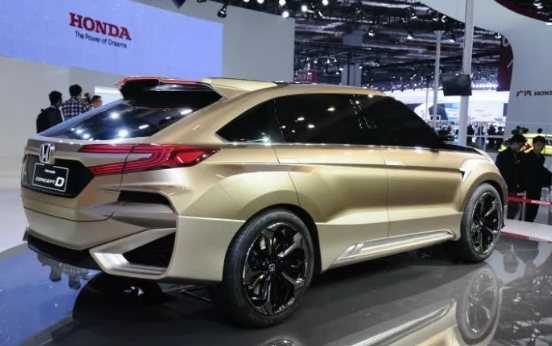 2020 Honda Crosstour specs