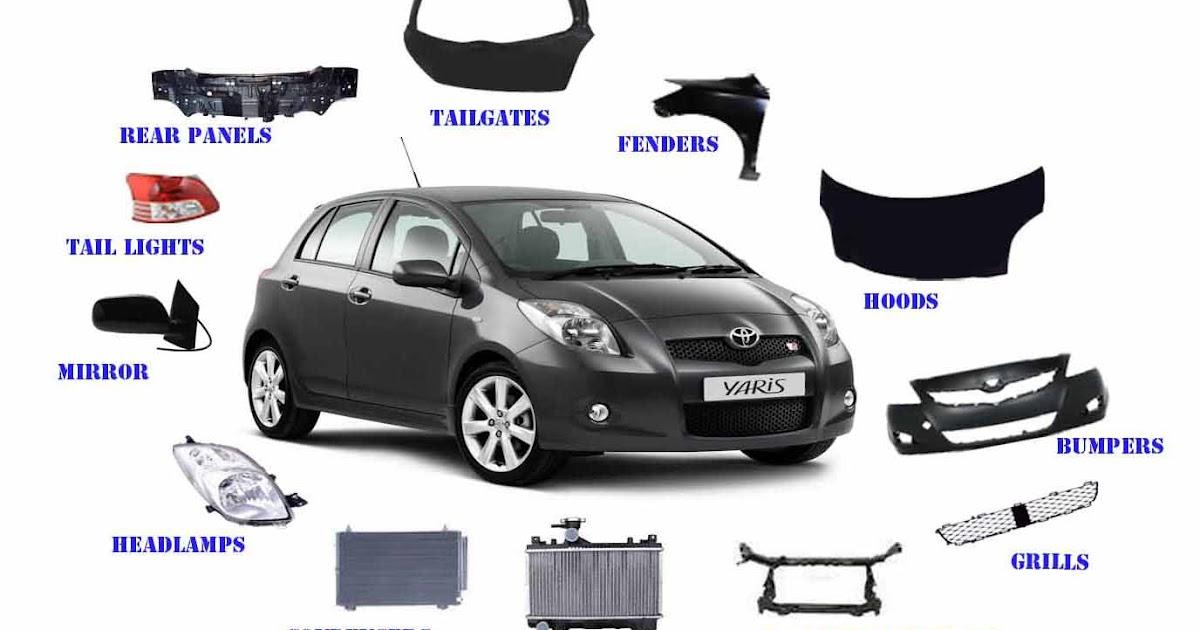 اسماء قطع غيار السيارات بالعربي والانجليزي ميكانيكا وتكنولوجيا