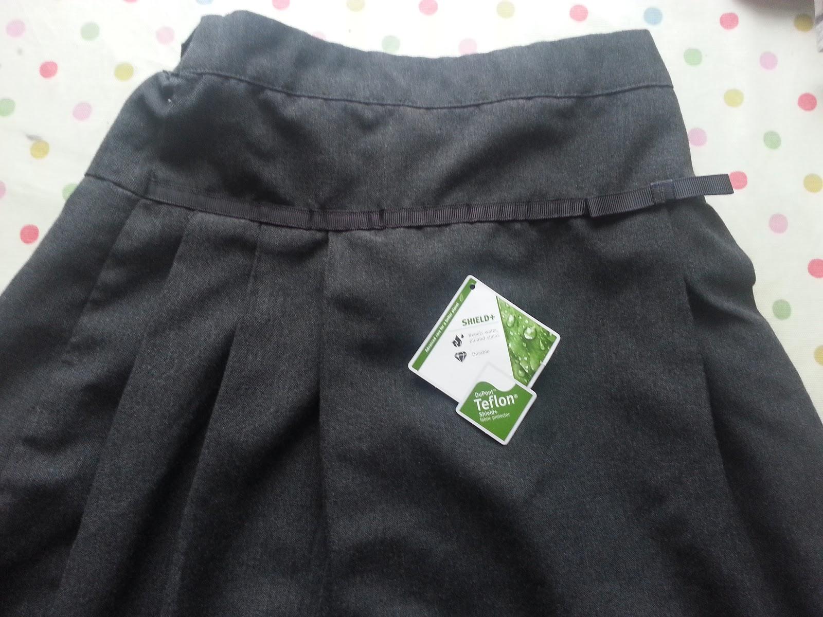 , School Uniform that Passes the (Play) Test…