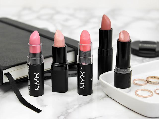 tag rtenky nyx sleek barry m