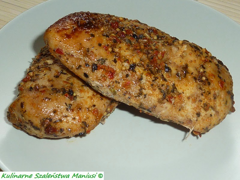 Filet z kurczaka na kanapki