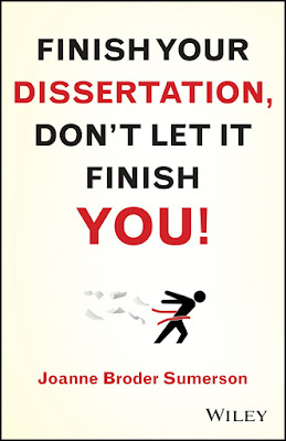 Finish Your Dissertation, Don't Let It Finish You! - Free Ebook Download