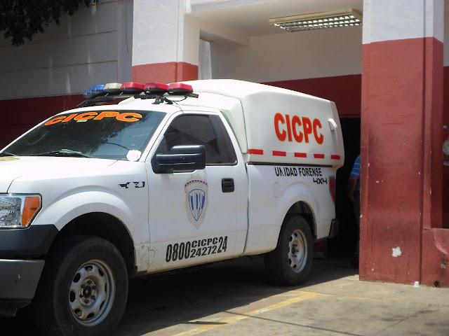 Solo queda una furgoneta para trasladar cadáveres en todo el estado Zulia