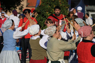 Fiestas de Cruces