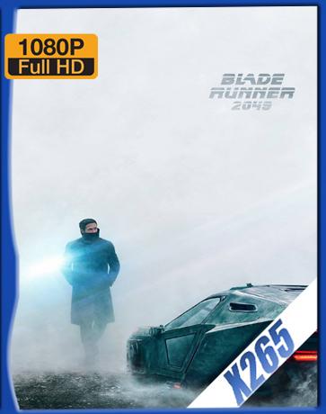 Blade Runner 2049 [2017] [Latino] [1080P] [X265] [10Bits][ChrisHD]