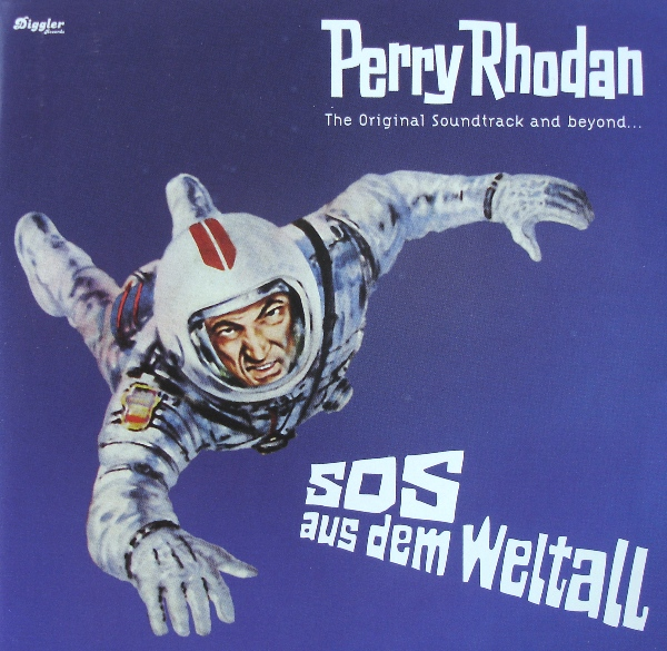 Pixel Atômico Classic Sci Fi Illustrations 8 Boris Vallejo: Pixel Atômico: Original Soundtrack Of Perry Rodhan (2003