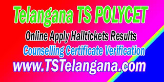 POLYCET (CEEP) 2017 Notification Online Application Fee payment Hall Tickets Download Only Meeseva
