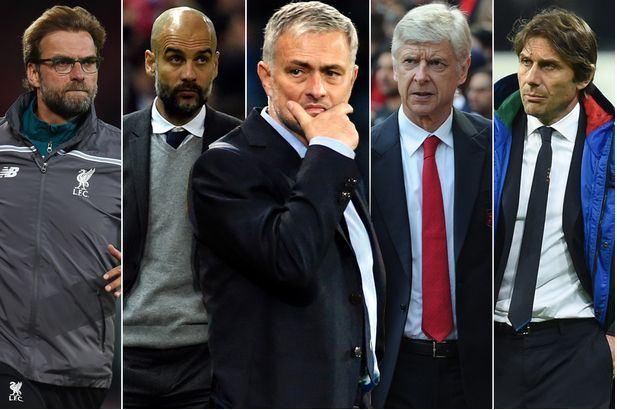 pelatih baru di Liga Inggris
