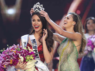 Catriona Gray from Philippines wins Miss Universe 2018 Title