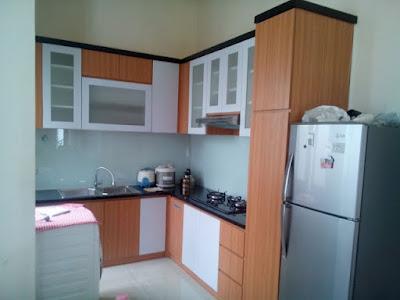 Tips desain interior kitchen set dapur sederhana