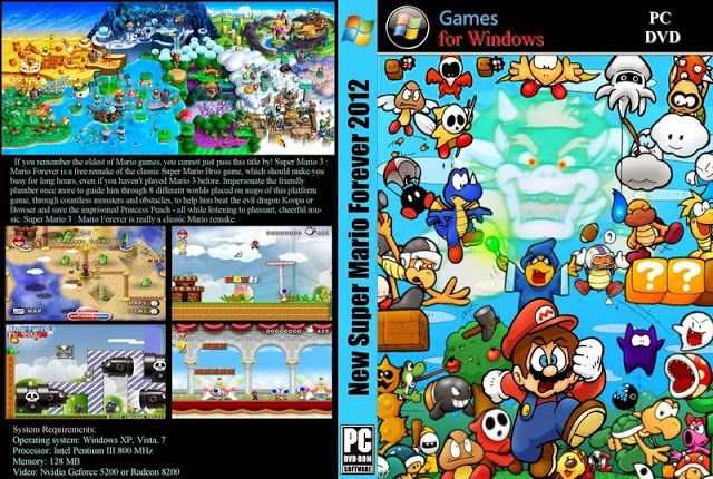 super mario pc game free download for windows xp