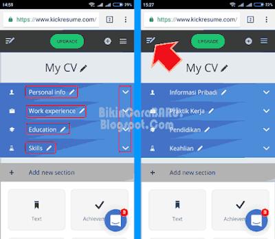 aplikasi pembuat cv gratis